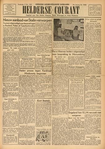 Heldersche Courant 1949-02-03