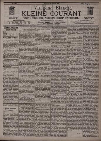 Vliegend blaadje : nieuws- en advertentiebode voor Den Helder 1896-10-31