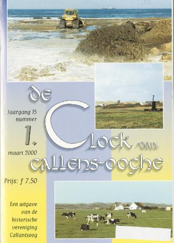 De Clock van Callens-Ooghe 2000