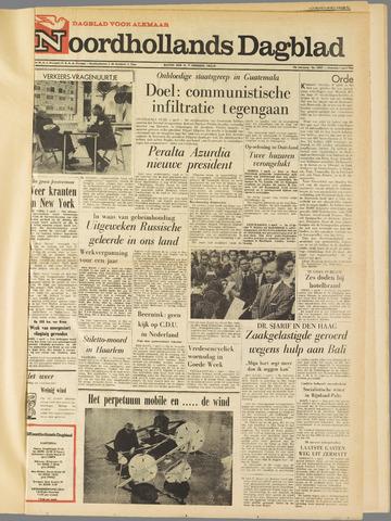 Noordhollands Dagblad : dagblad voor Alkmaar en omgeving 1963-04-01