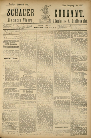 Schager Courant 1895-02-03