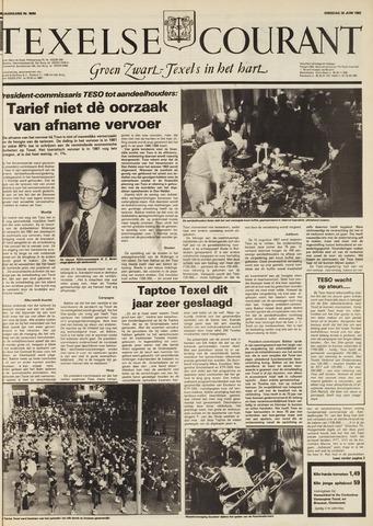 Texelsche Courant 1982-06-29