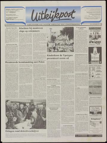 Uitkijkpost : nieuwsblad voor Heiloo e.o. 2000-11-01