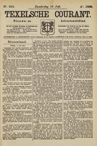 Texelsche Courant 1896-07-16
