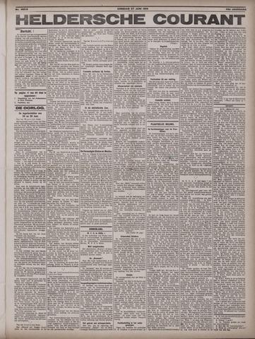 Heldersche Courant 1916-06-27