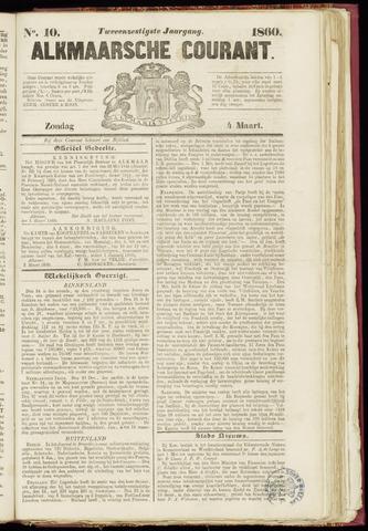 Alkmaarsche Courant 1860-03-04
