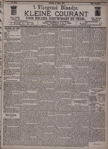Vliegend blaadje : nieuws- en advertentiebode voor Den Helder 1897-03-13