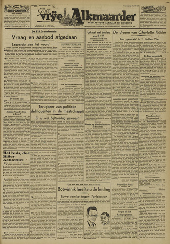 De Vrije Alkmaarder 1946-09-06