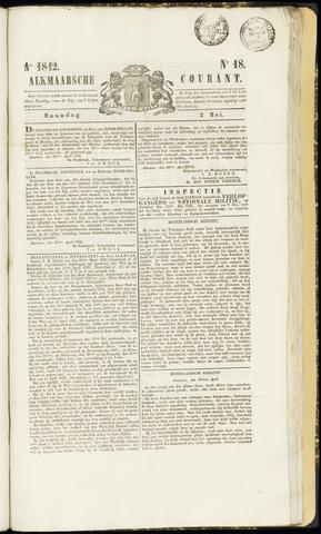 Alkmaarsche Courant 1842-05-02