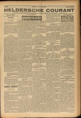 Heldersche Courant 1926-08-03