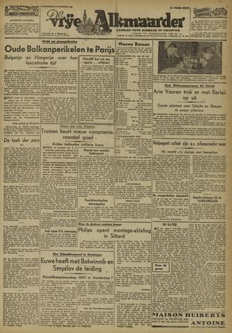 De Vrije Alkmaarder 1946-08-15