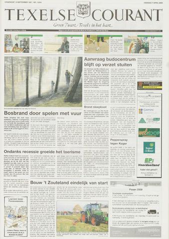 Texelsche Courant 2009-04-07