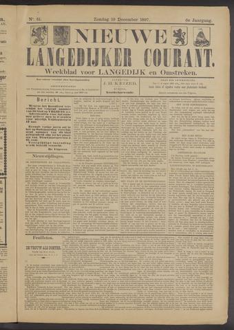 Nieuwe Langedijker Courant 1897-12-19
