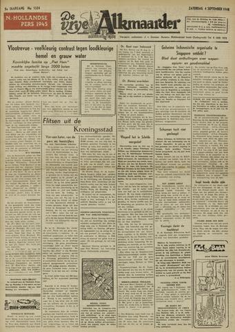 De Vrije Alkmaarder 1948-09-04