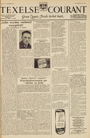 Texelsche Courant 1963-09-27