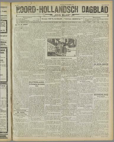 Ons Blad : katholiek nieuwsblad voor N-H 1921-10-25