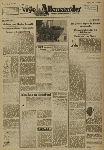 De Vrije Alkmaarder 1947-06-20