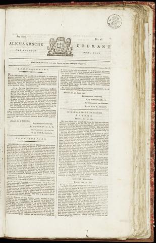 Alkmaarsche Courant 1821-07-09