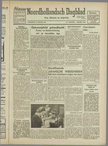 Nieuw Noordhollandsch Dagblad : voor Alkmaar en omgeving 1946-01-31