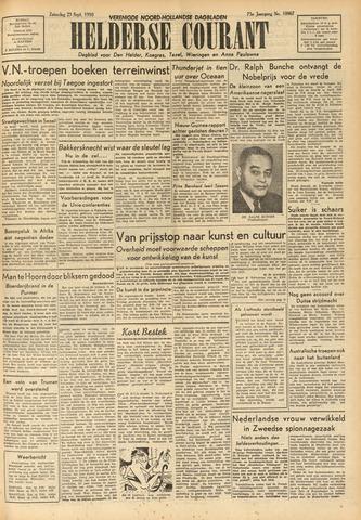 Heldersche Courant 1950-09-23