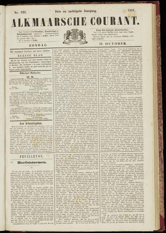 Alkmaarsche Courant 1881-10-16