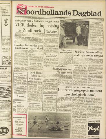 Noordhollands Dagblad : dagblad voor Alkmaar en omgeving 1963-10-21