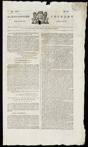 Alkmaarsche Courant 1817-07-14