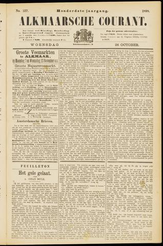 Alkmaarsche Courant 1898-10-26