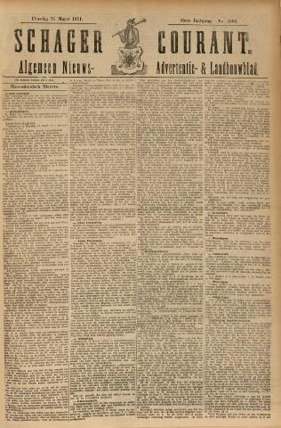 Schager Courant 1911-03-21
