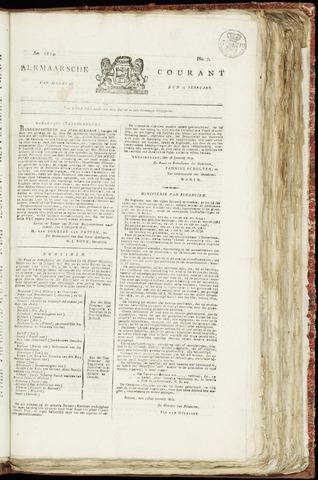 Alkmaarsche Courant 1819-02-15