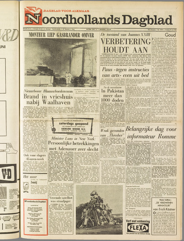 Noordhollands Dagblad : dagblad voor Alkmaar en omgeving 1963-05-31