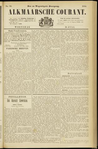 Alkmaarsche Courant 1894-07-18
