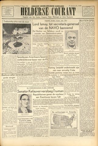 Heldersche Courant 1952-03-13