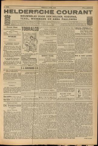 Heldersche Courant 1929-04-02
