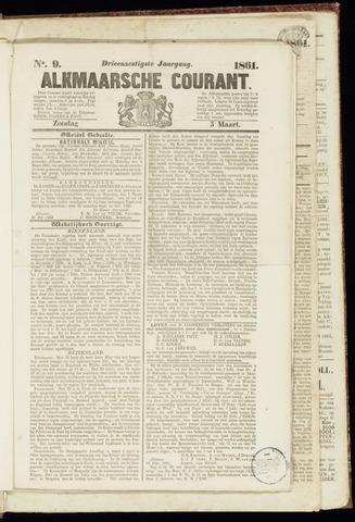 Alkmaarsche Courant 1861-03-03