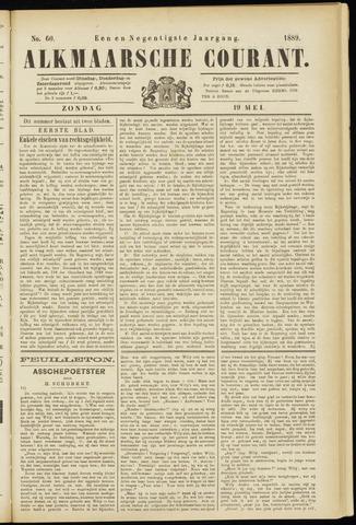 Alkmaarsche Courant 1889-05-19