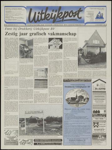 Uitkijkpost : nieuwsblad voor Heiloo e.o. 1994-11-02