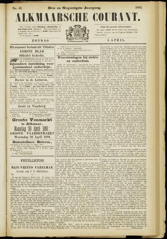 Alkmaarsche Courant 1891-04-05