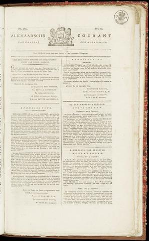 Alkmaarsche Courant 1822-09-16