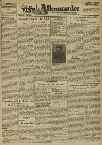 De Vrije Alkmaarder 1946-11-08