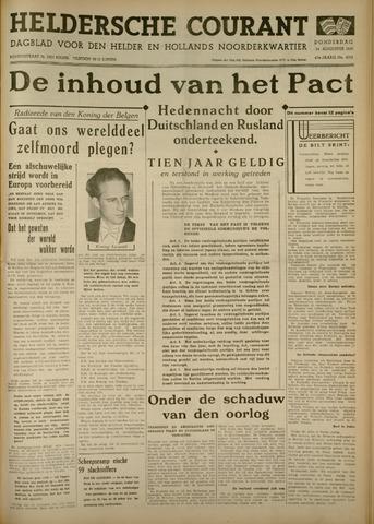 Heldersche Courant 1939-08-24
