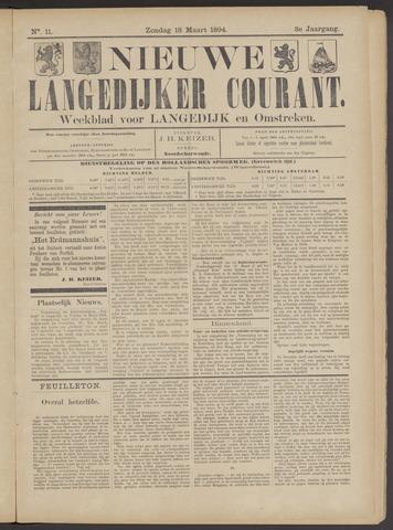 Nieuwe Langedijker Courant 1894-03-18