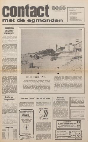 Contact met de Egmonden 1976-12-15