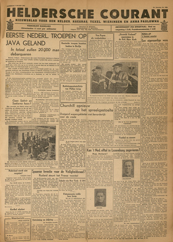 Heldersche Courant 1946-03-09