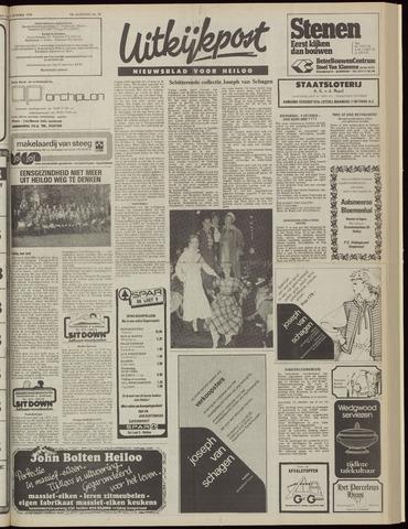 Uitkijkpost : nieuwsblad voor Heiloo e.o. 1978-09-27