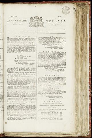 Alkmaarsche Courant 1819-01-11