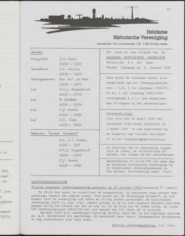 Levend Verleden 1990-01-01
