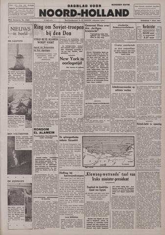 Dagblad Noord-Holland, Schager editie 1942-07-07