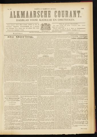 Alkmaarsche Courant 1917-02-05