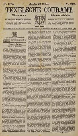 Texelsche Courant 1901-10-20